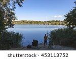 recreation area wienerberg park ... | Shutterstock . vector #453113752
