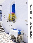 Charming Greek Tavernas On...
