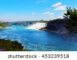 Niagara Falls With Niagara...