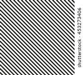 diagonal lines pattern.... | Shutterstock . vector #453273406