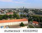 View Of Vilnius From Gediminas...