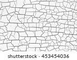 crack texture | Shutterstock . vector #453454036