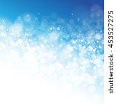 bokeh background   vector... | Shutterstock .eps vector #453527275