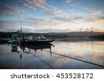 The Daintree River Ferry...