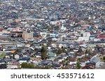 sendai  japan   15 april 2016   ... | Shutterstock . vector #453571612