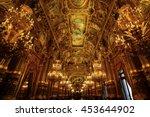 paris  france   dec 16  2005 ...   Shutterstock . vector #453644902