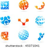 Collection Of Vector Modern...