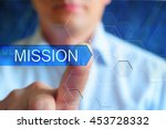 """mission"" title. a businessman... 