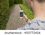lendelede  belgium july 17h... | Shutterstock . vector #453772426