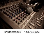 Music Instruments Or Dj Concep...