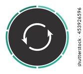 arrow circle   cycle  loop ...