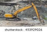 european yellow and orange... | Shutterstock . vector #453929026