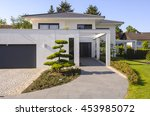 house | Shutterstock . vector #453985072