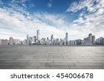 cityscape and skyline of... | Shutterstock . vector #454006678