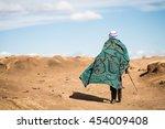 Unidentified Basotho Man...