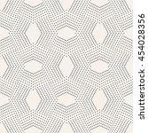 seamless pattern. modern... | Shutterstock .eps vector #454028356