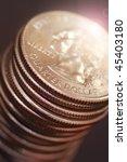 money | Shutterstock . vector #45403180