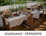 decor and food | Shutterstock . vector #454066546