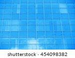 modern business center   Shutterstock . vector #454098382