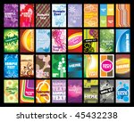 Various Type Of Business Card...