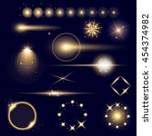creative concept vector set of... | Shutterstock .eps vector #454374982