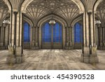 Symmetrical View Of Gothic...