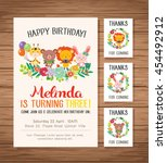 Happy Birthday Card Sets With...