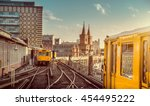 Panoramic View Of Berliner U...