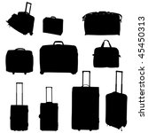 Travel Bags And Suitcases...