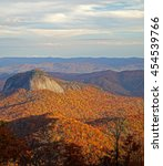 Small photo of Looking Glass Mountain Appalachian Mountains, North Carolina