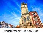 Prague  Czech Republic. Old...