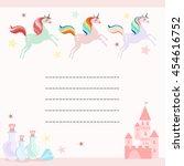 Fairy Birthday Party Greeting...