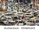 mumbai  india   july 2016 ... | Shutterstock . vector #454681642