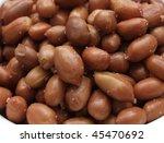Roasted Peanuts With Salt