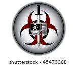 icon of computer virus   Shutterstock .eps vector #45473368