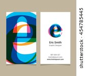 "logo alphabet letter ""e""  with... 