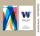 "logo alphabet letter ""w""  with... 