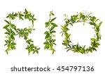 "word ""rio"". alphabet creeper... | Shutterstock . vector #454797136"