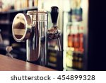 drink  equipment and object... | Shutterstock . vector #454899328