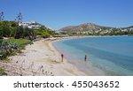 vouliagmeni  greece  13 july... | Shutterstock . vector #455043652