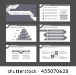 dark elements of infographics...