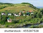vinnovka  russia   june 25 ... | Shutterstock . vector #455287528