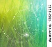 sacred geometry. mathematics ...   Shutterstock .eps vector #455345182