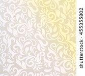 pattern in arabic style.... | Shutterstock . vector #455355802