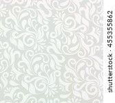 pattern in arabic style.... | Shutterstock . vector #455355862