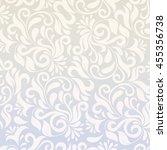 pattern in arabic style.... | Shutterstock . vector #455356738