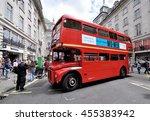 london   july 3  2016. a... | Shutterstock . vector #455383942