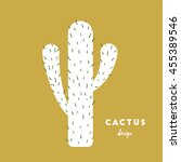 Cactus With Needles  Sketch...
