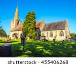 Small photo of High dynamic range HDR Parish Church of St Mary Magdalene in Tanworth in Arden, UK