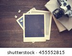 Vintage Photos With Camera On...
